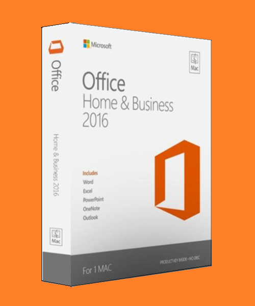 Microsoft Office Home & Business 2016 32/64 bit – Mac Download